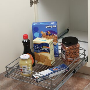Rebrilliant Brainerd Multi-Use Basket Pull Out Drawer