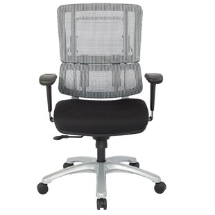 Symple Stuff Mesh Executive Chair