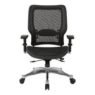 Harner Ergonomic Mesh Task Chair by Symple Stuff