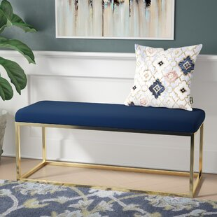 Annalise Upholstered Bedroom Bench by Modern Rustic Interiors