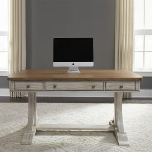 Liberty Furniture Farmhouse Reimagined Configurable Office Set