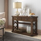 """Bridget 48"""" Solid Wood Console Table"""