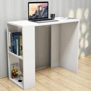 Gerhardt Modern Writing Desk by Ebern Designs Great price