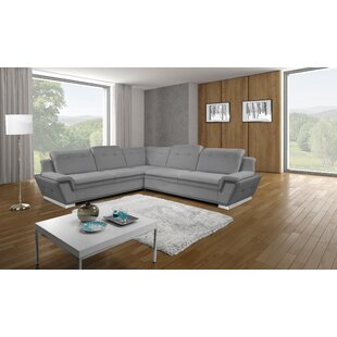Donecia Upholstery Sleeper Sectional