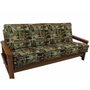 Picasso Box Cushion Futon Slipcover