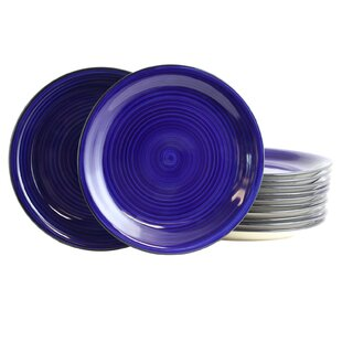 Save  sc 1 st  Wayfair & Navy Blue Dinner Plates | Wayfair