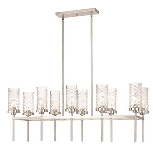 Brayden Studio Herrod 10-Light Kitchen Island Pendant