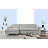 Manhasset 101 Left Hand Facing Sofa & Chaise by Orren Ellis