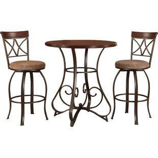 Coan 3 Piece Pub Table Set