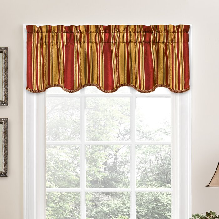 valance curtain window newport beyond grommet store bed product bath