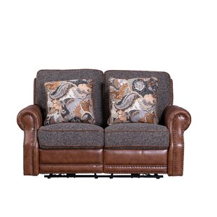 Eleanor Leather Reclining Loveseat