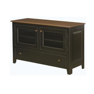 Ringwood Solid Wood TV Stand For TVs Up To 55