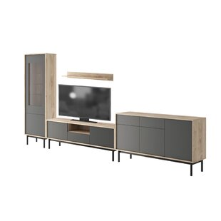 Welagne Entertainment Unit For TVs Up To 70