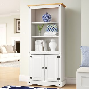 2 Door Bookcase By Andover Mills