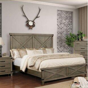 Grecia Panel Bed