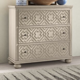 Mayra 3 Drawer Accent Chest