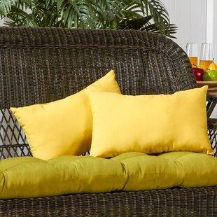 Outdoor Pillow Set Of Two Wayfair