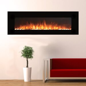 OnyxXL Wall Mounted Electric Fireplace