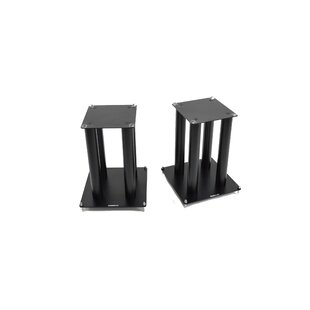 43.5cm Fixed Height Speaker Stand (Set Of 2) By Symple Stuff