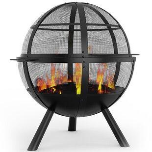 Regal Flame Globe Ball Outdoor Backyard G..