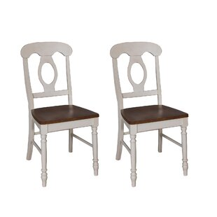August Grove Perna Dining Chair (Set of 2)