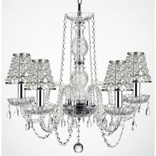 House of Hampton Kerley 5-Light We have associated to option Chandelier
