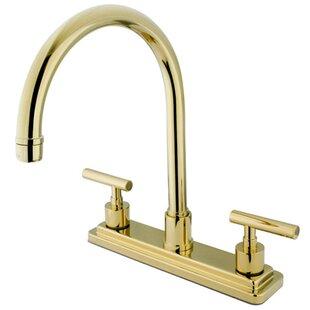 Brushed Kitchen Faucets   AllModern