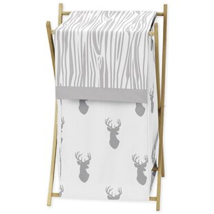 Sweet Jojo Designs Stag Laundry Hamper