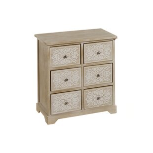 Tomas 6 Drawer Chest By World Menagerie