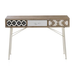 Greenspan Console Table By Bloomsbury Market