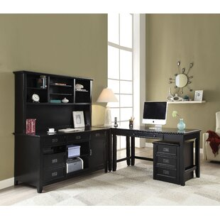 Daum 4 Piece Office Sett with Hutch