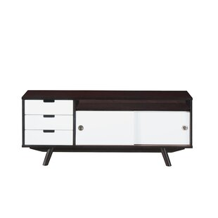 Modern Wood Veneer 48 TV Stand by Techni Mobili