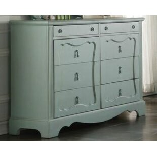 Ketchum 8 Drawer Double Dresser by Ophelia & Co.