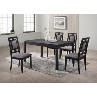 Orren Ellis Bulluck 5 Piece Dining Set