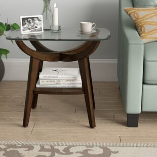 Red Corner Table | Wayfair