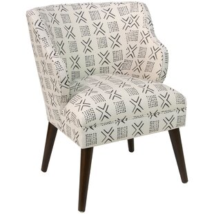 Tobar Wingback Chair by Darby Home Co Today Only Sale