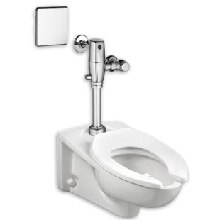 American Standard Selectronic 1.1 GPF Elongated One-Piece Toilet with Touchless Flush