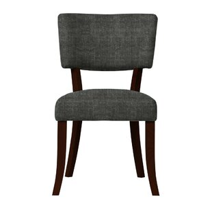 Larochelle Curved Wood Legs Side Chair (Set of 2) by Red Barrel Studio