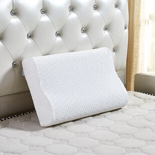 Reed Contour Medium Standard Bed Pillow