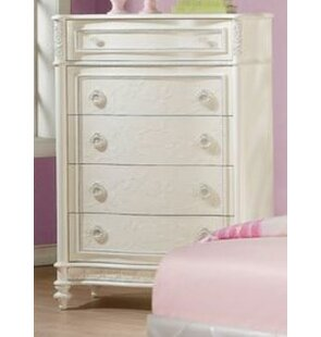 Ector 5 Drawer Chest