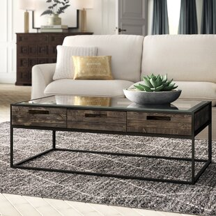 Bevier Coffee Table with Storage