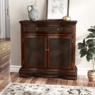 Adalia 1 Drawer Accent Chest by Darby Home Co