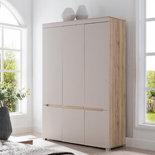 Eckhart 6 Door Wardrobe By Brayden Studio