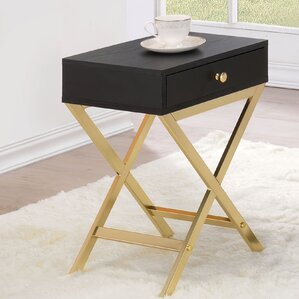 Dayne End Table by Willa Arlo Interiors