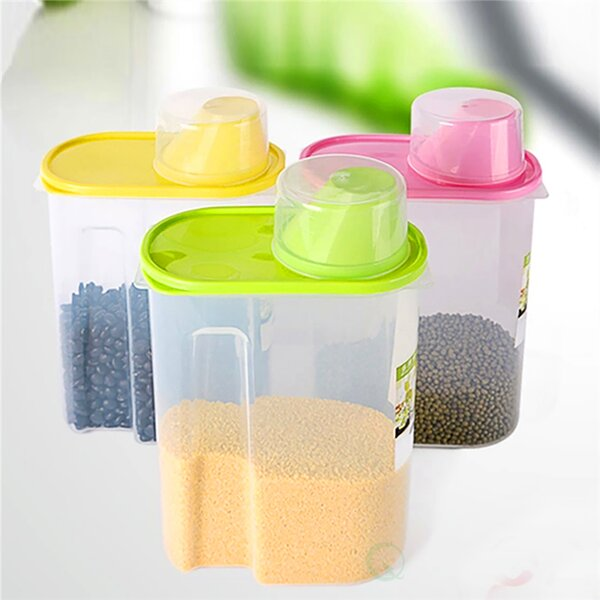 Large Rice Container   Wayfair