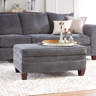 Bethany Simmons Upholstery Cocktail Ottoman