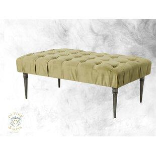 Ondine Upholstered Bedroom Bench By Rosdorf Park