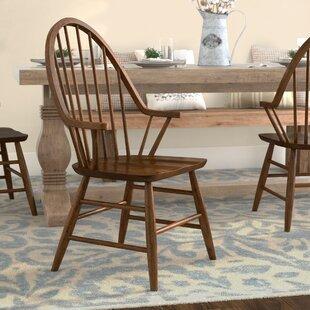 Claybrooks Arm Chair by Gracie Oaks