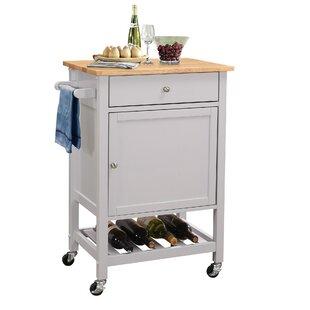 Vallejo Kitchen Cart
