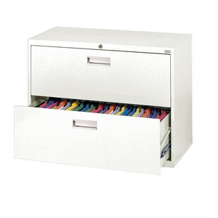 Sandusky Cabinets 600 Series 2-Drawer Fil..